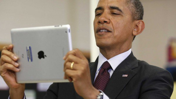 Barack Obama: America monitors foreign visitors accounts on social networks